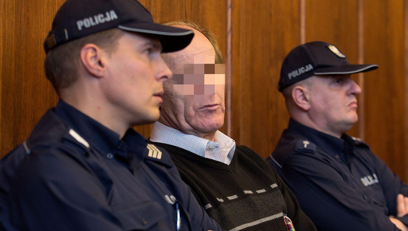 """Grupa przestępcza, którą kierował """"Fryzjer"""", miała działać od lipca 2003 r. do czerwca 2006 r. (fot. arch. PAP/Maciej Kulczyński)"""