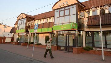 Strata największego banku spółdzielczego, który upadł w 2015 r., na przestępczym procederze wynosi co najmniej 1,6 mld zł (fot. arch.PAP/Bartłomiej Zborowski)