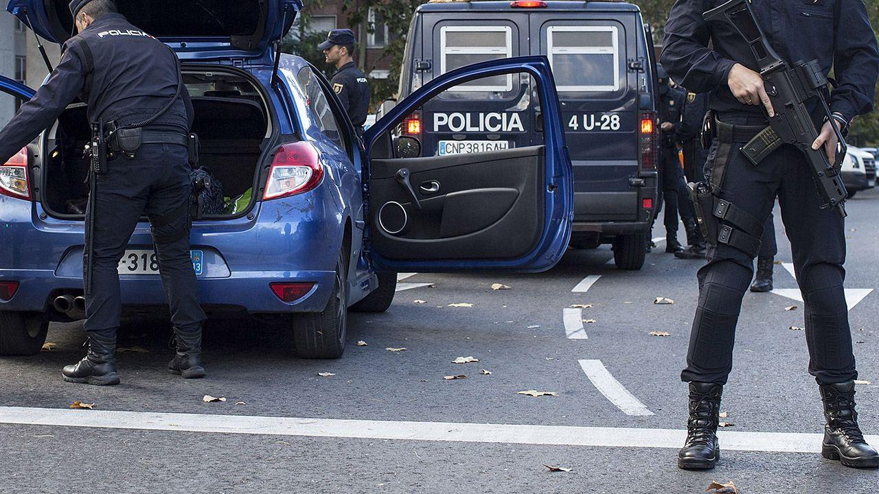 Zostali ujęci na terenie aglomeracji Madrytu i Barcelony (fot. G.Arroyo Moreno/Getty Images, zdjęcie ilustracyjne)