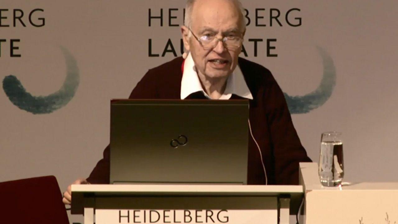 Sformułowana w 1859 roku hipoteza jest jednym z największych nierozwiązanych problemów w matematyce (fot. Heidelberg Laureate Forum )