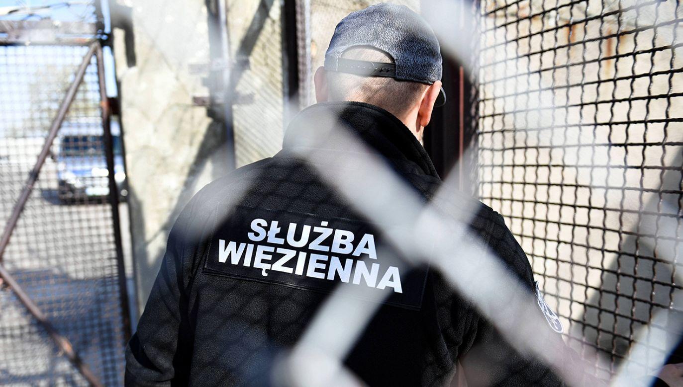 """""""Nie wiem, co się stało z moim klientem"""" (fot. arch. PAP/Marcin Bielecki)"""