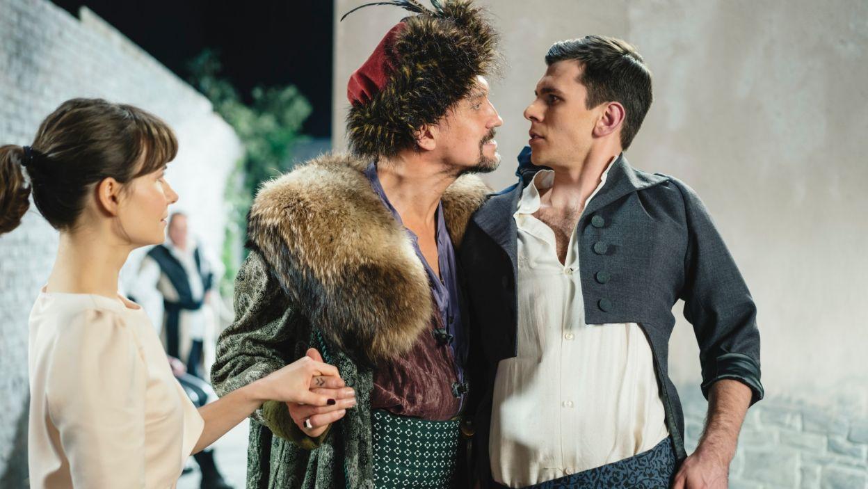 Raptusiewicz nie pozostawia młodym wyboru: ślub natychmiast! (fot. S. Loba)