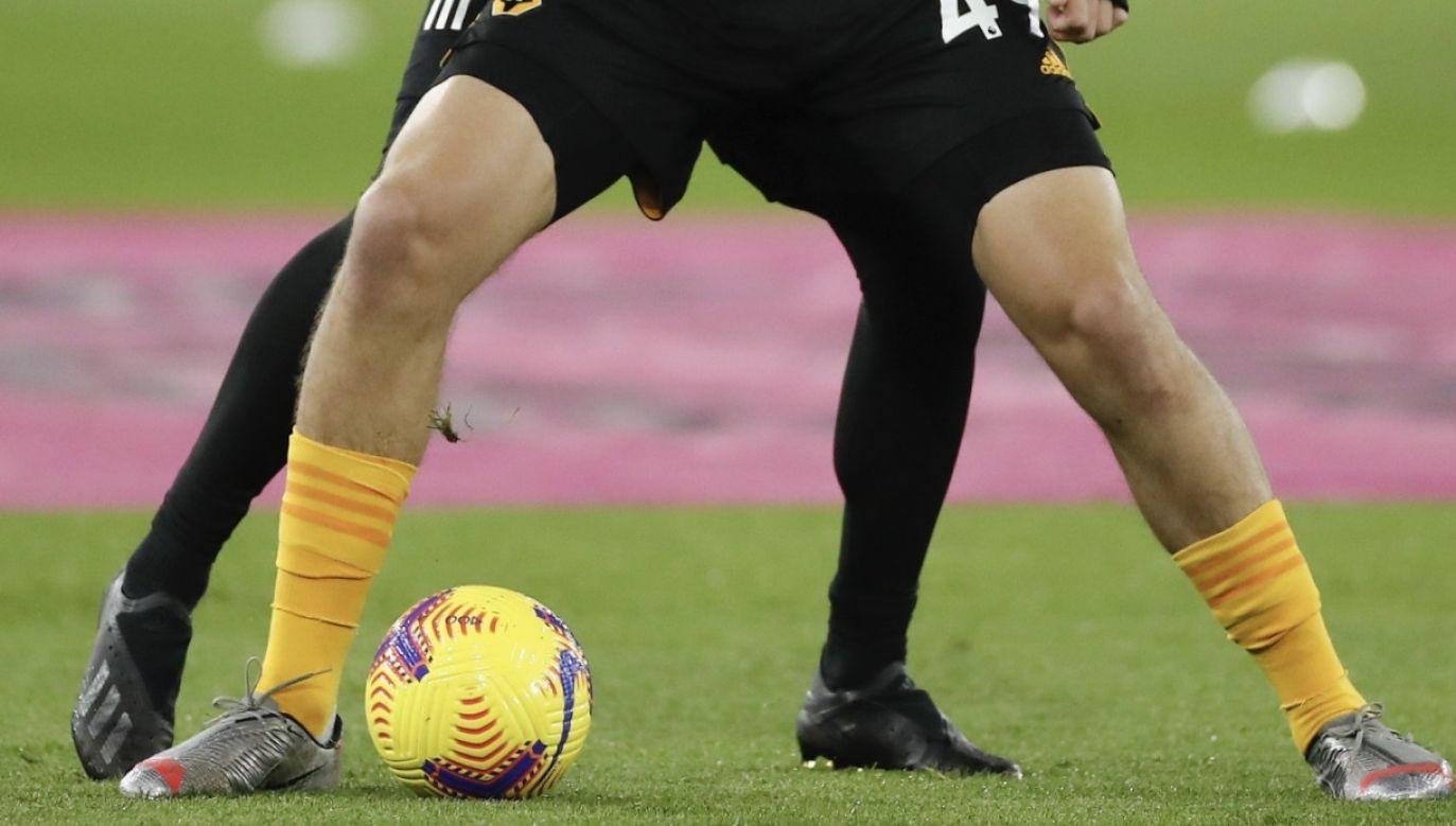 Piłkarz rozegrał jeden mecz i zniknął (fot. PAP/EPA, zdjęcie ilustracyjne)