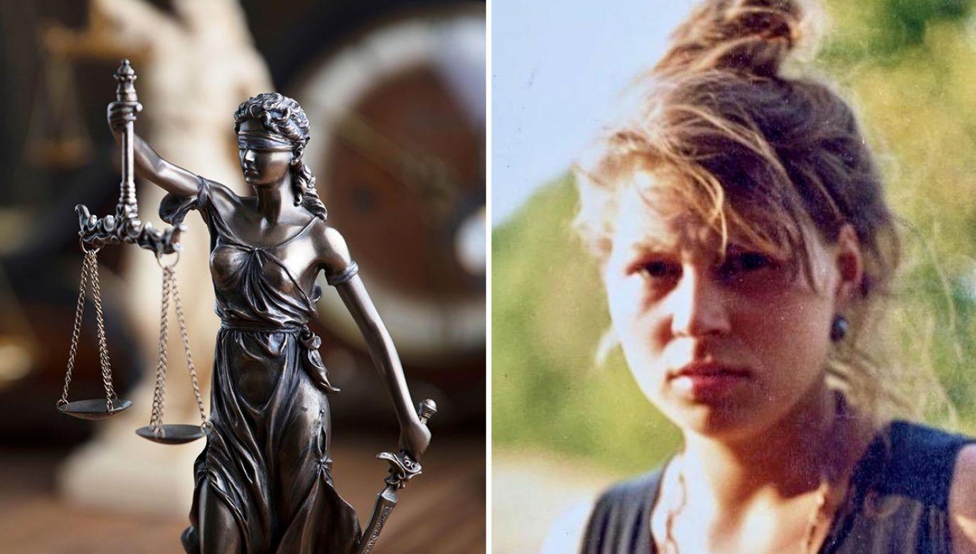 Zyta Michalska została zabita w Wielkanoc 1994 roku (fot. Shutterstock/Zolnierek; Policja)