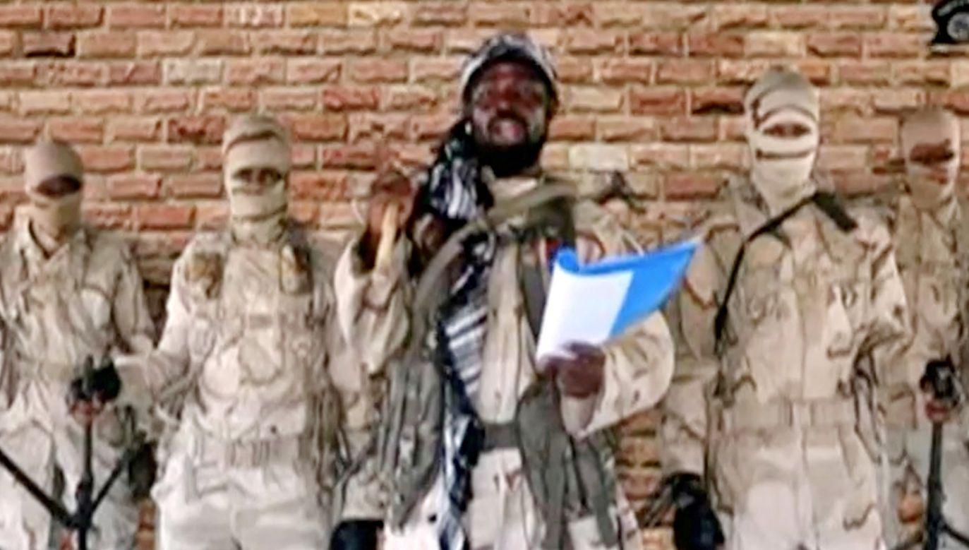 Grupa Boko Haram swego czasu uprowadzała uczniów w północno-wschodniej Nigerii (fot. REUTERS)