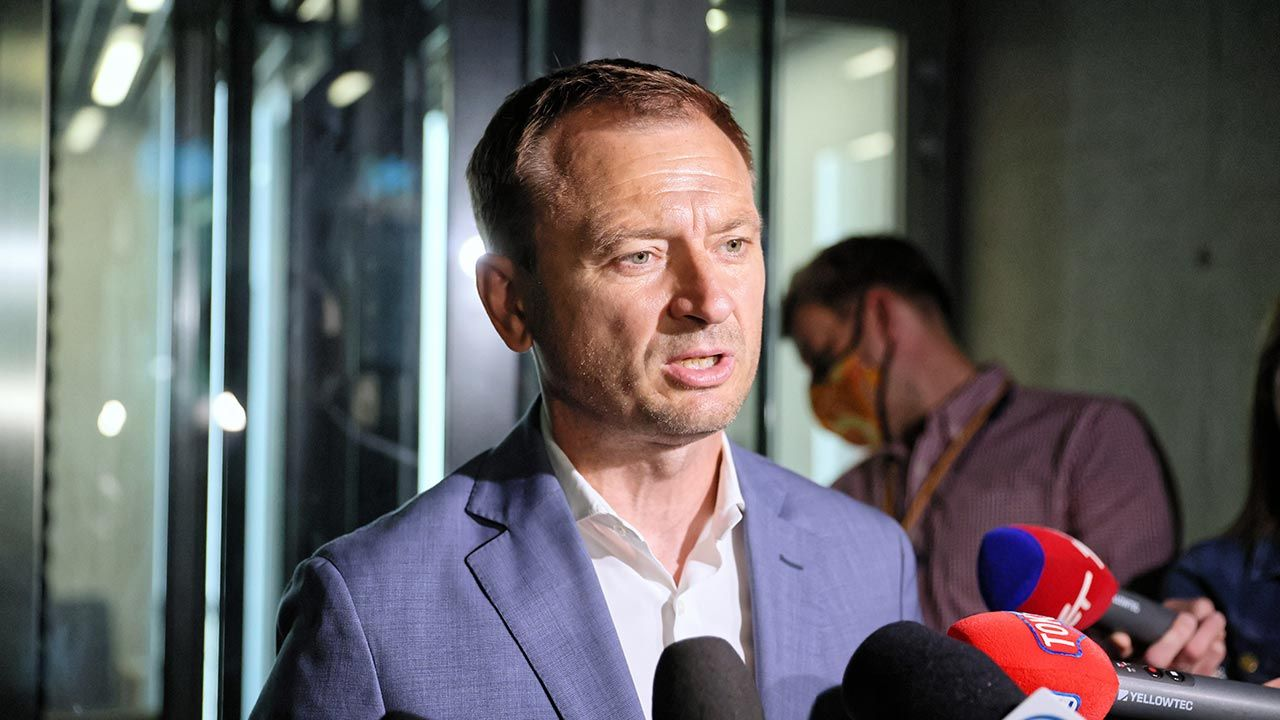 Sławomir Nitras (fot. PAP/Leszek Szymański)