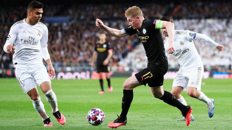 Liga Mistrzów. Mecz Manchesteru City z Realem Madryt może się odbyć w Anglii (TVPSPORT.PL)