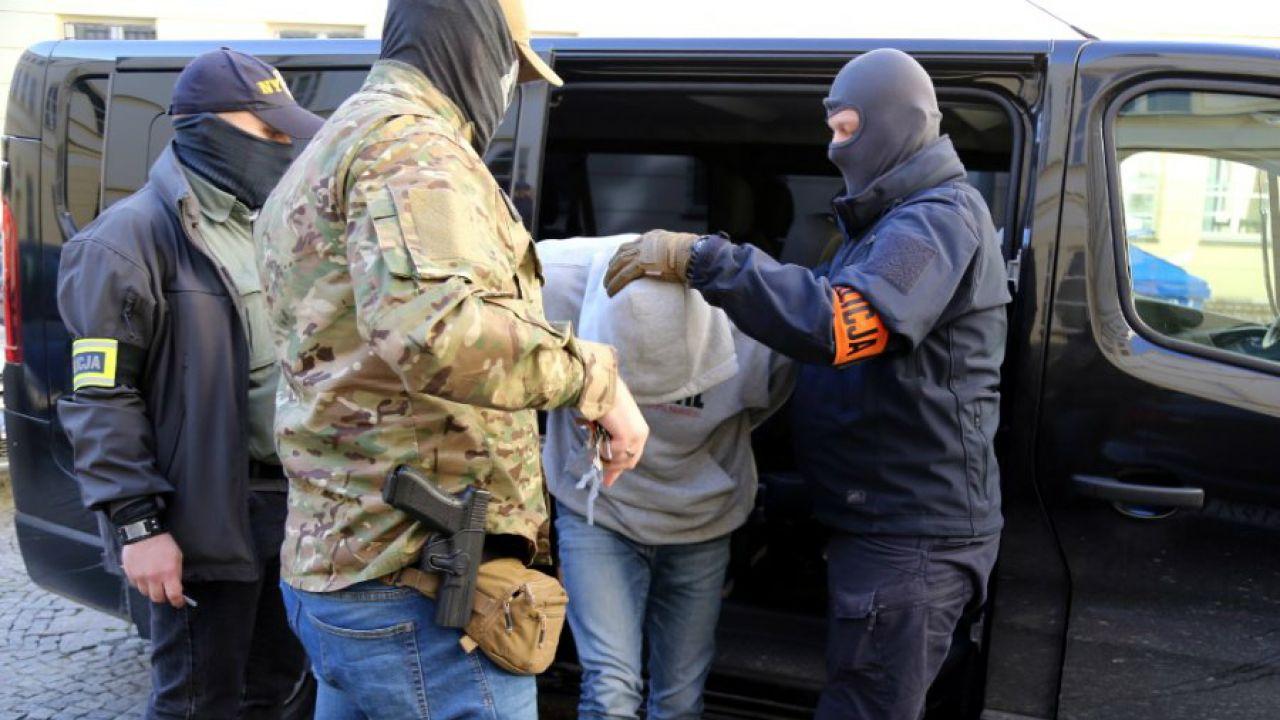Aż 21 gangsterów odpowie za handel narkotykami (fot. policja, zdjęcie ilustracyjne)