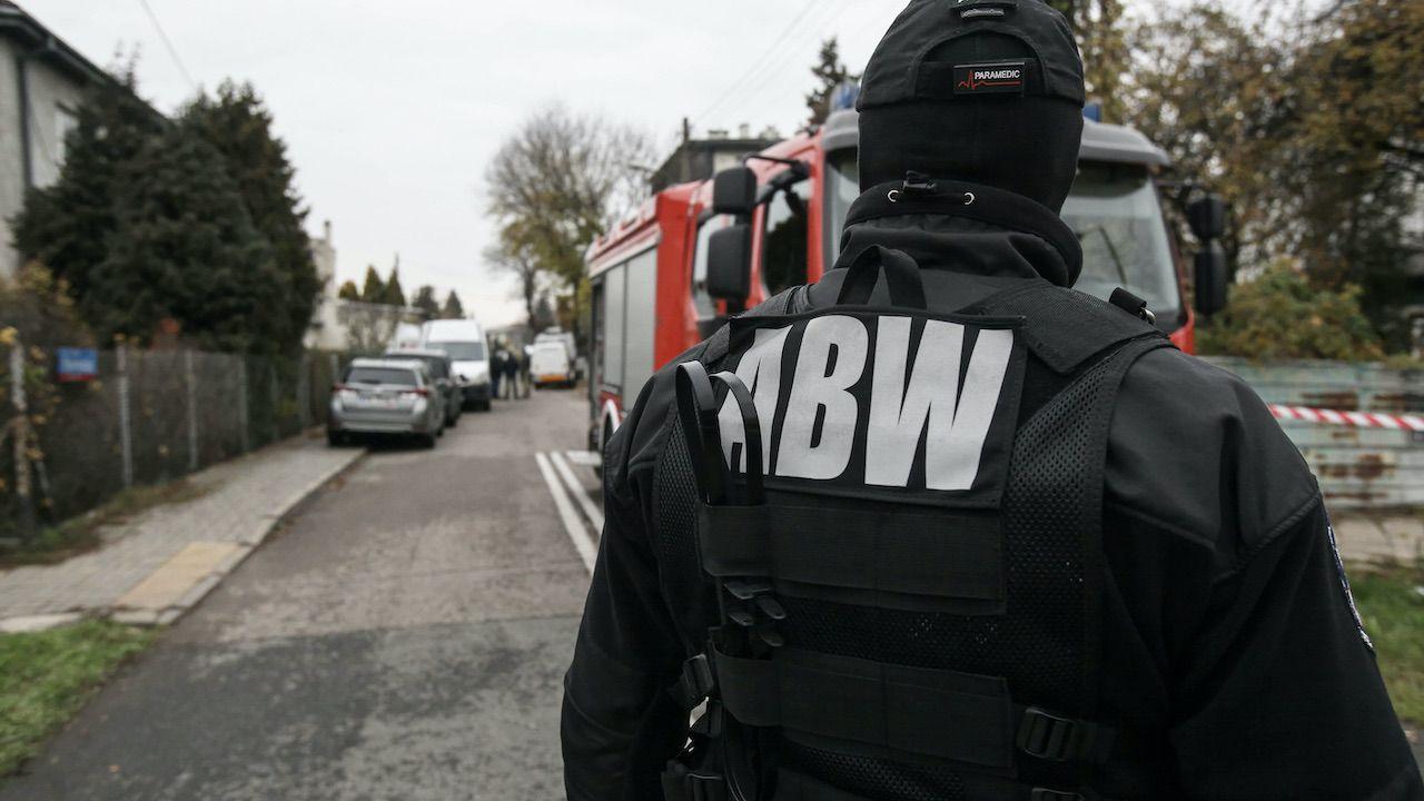 Operacja ABW i kolejne zatrzymanie szpiega (fot. arch.PAP/Mateusz Marek)