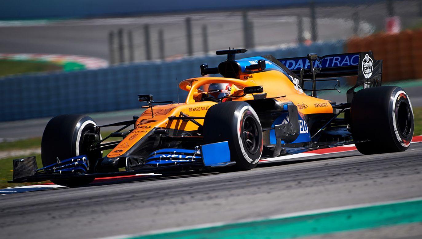 Start Formuły 1 pod znakiem zapytania (fot. Jose Breton/Pics Action/NurPhoto via Getty Images)