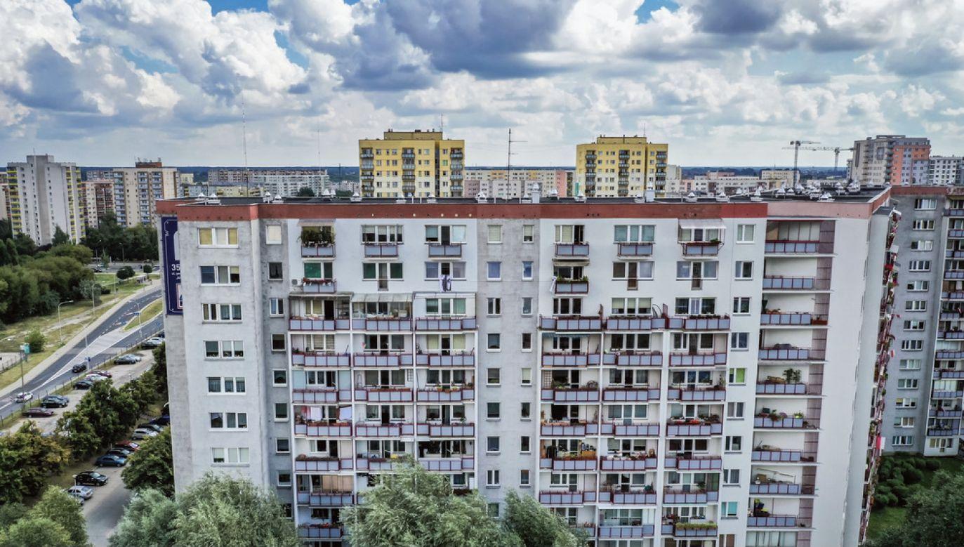 Największy wzrost cen lokali mieszkalnych odnotowano na Mazowszu (fot. Shutterstock/Fotokon)