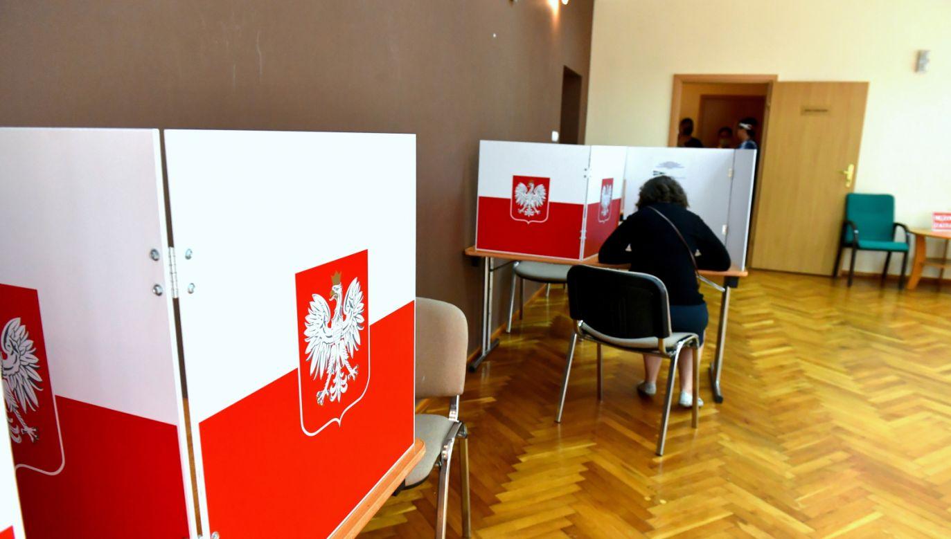Wybory Prezydenckie 2020 (fot. PAP/Marcin Bielecki)