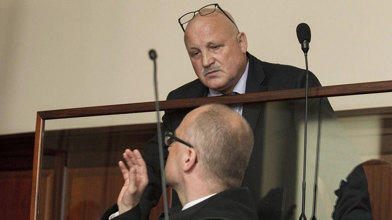 Piotr Rybak, skazany prawomocnie za spalenie kukły Żyda, trafi do więzienia (fot. arch.PAP/Aleksander Koźmiński)