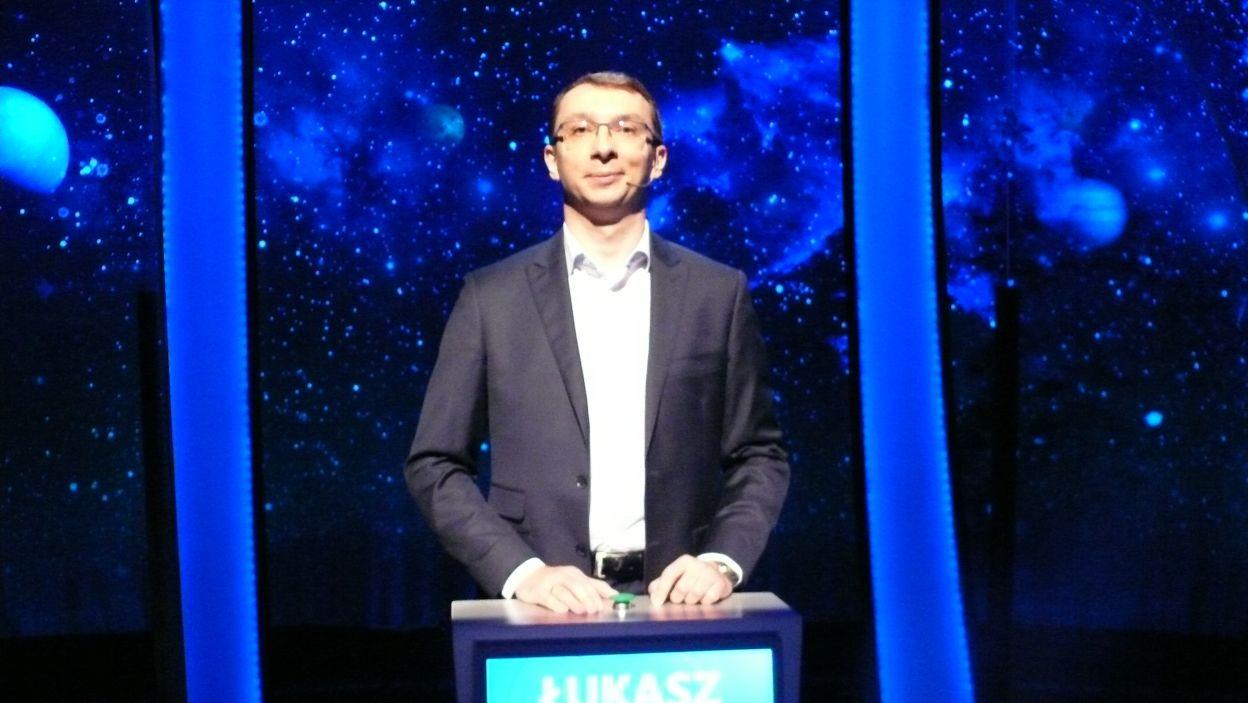 Pan Łukasz Fortuniak zstał zwycięzcą 17 odcinka 120 edycji