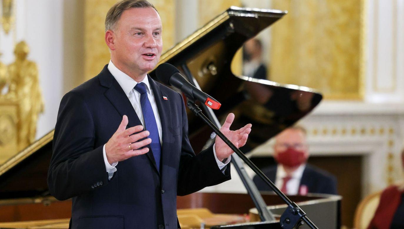 Photo: Kancelaria Prezydenta/Grzegorz Jakubowski