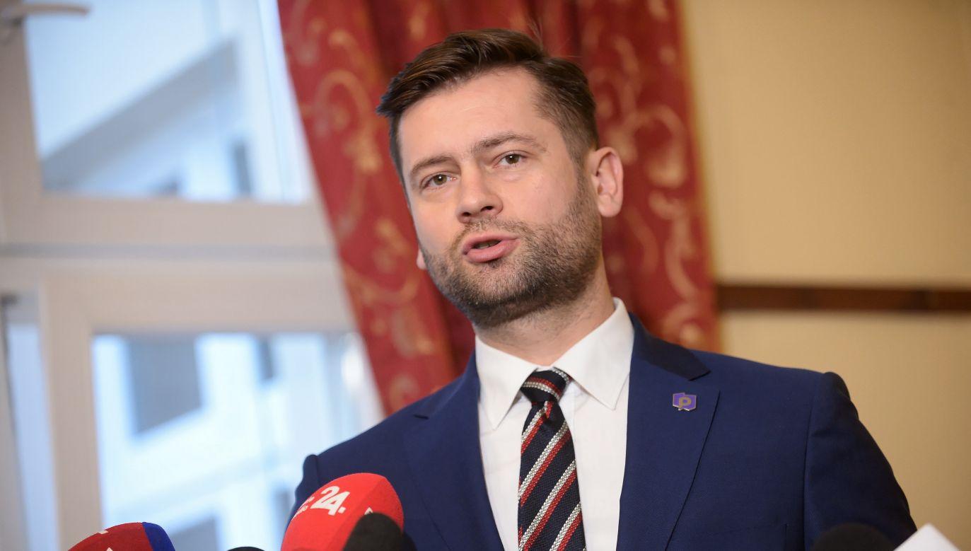 Aborcja w Polsce. Kamil Bortniczuk komentuje (fot. PAP/Marcin Obara)