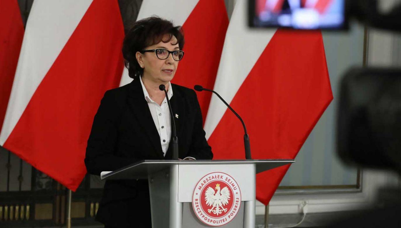 Po zarządzeniu terminu wyborów oficjalnie ruszyła kampania wyborcza (fot. PAP/Tomasz Gzell)