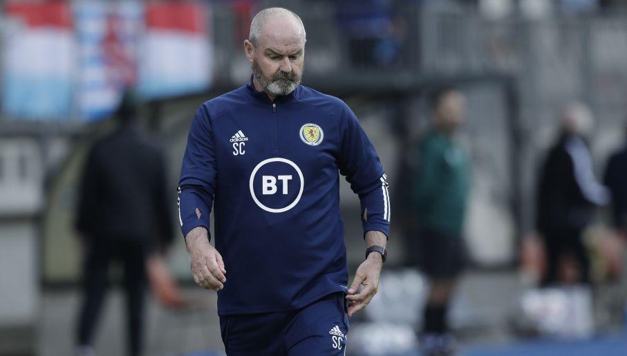 Steve Clarke ma w Szkocji opinię dobrego fachowca (fot. Getty Images)