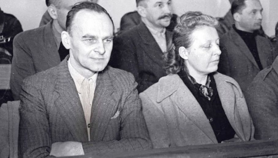 Rtm. Witold Pilecki został skazany na śmierć i zamordowany w więzieniu mokotowskim  (fot. IPN)