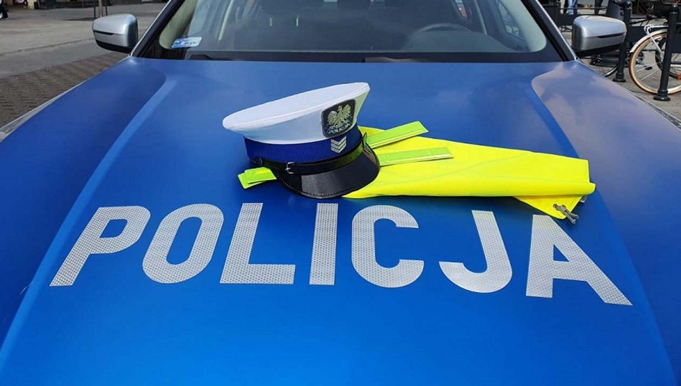 Policja ustala okoliczności tragedii (fot. KMP Łódź)