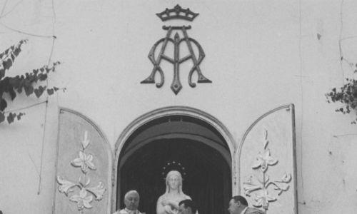 Rok 1939. Koronacja figury Matki Bożej w Jazłowcu. Fot. NAC/IKC