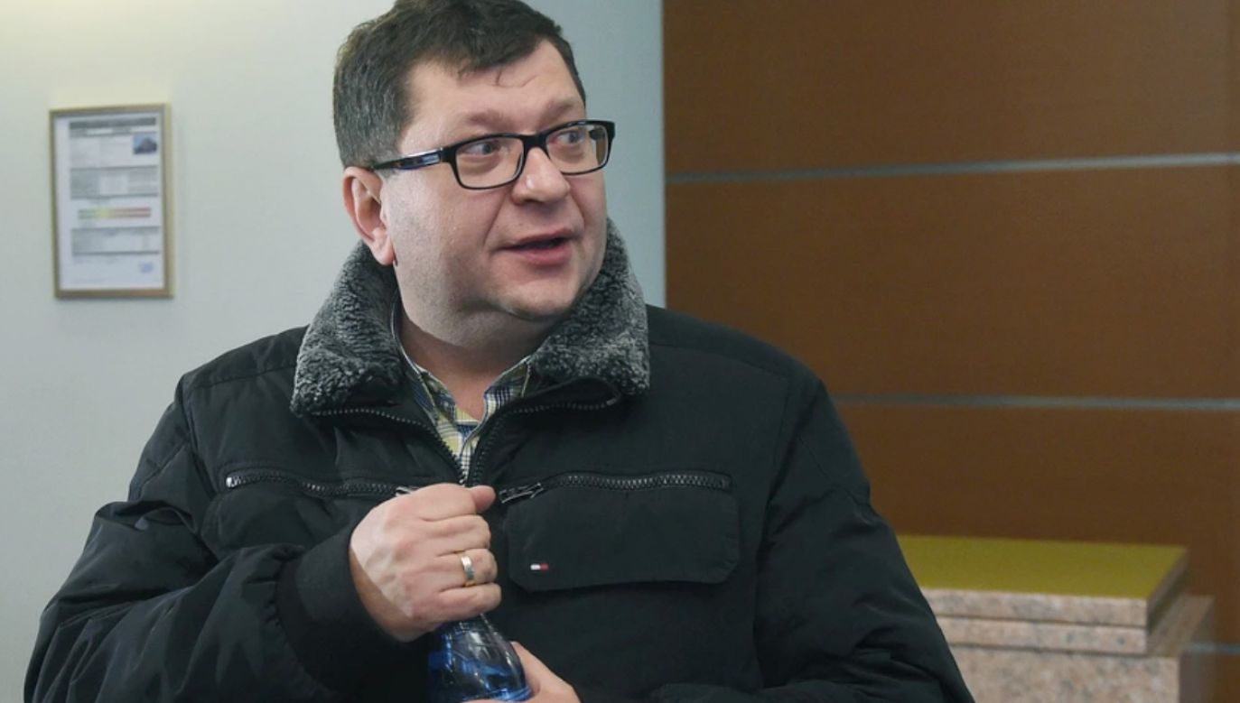 Zbigniew Stonoga jest znany organom ścigania od ponad 20 lat (fot. arch.PAP/Radek Pietruszka)
