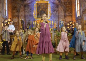 Wielkanocna radość śpiewania z Arką Noego