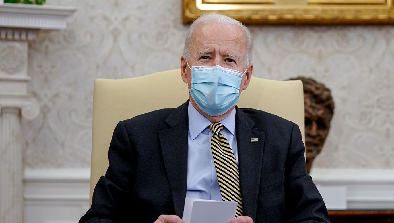Biden chce reformy Sądu Najwyższego (fot. Amr Alfiky-Pool/Getty Images)