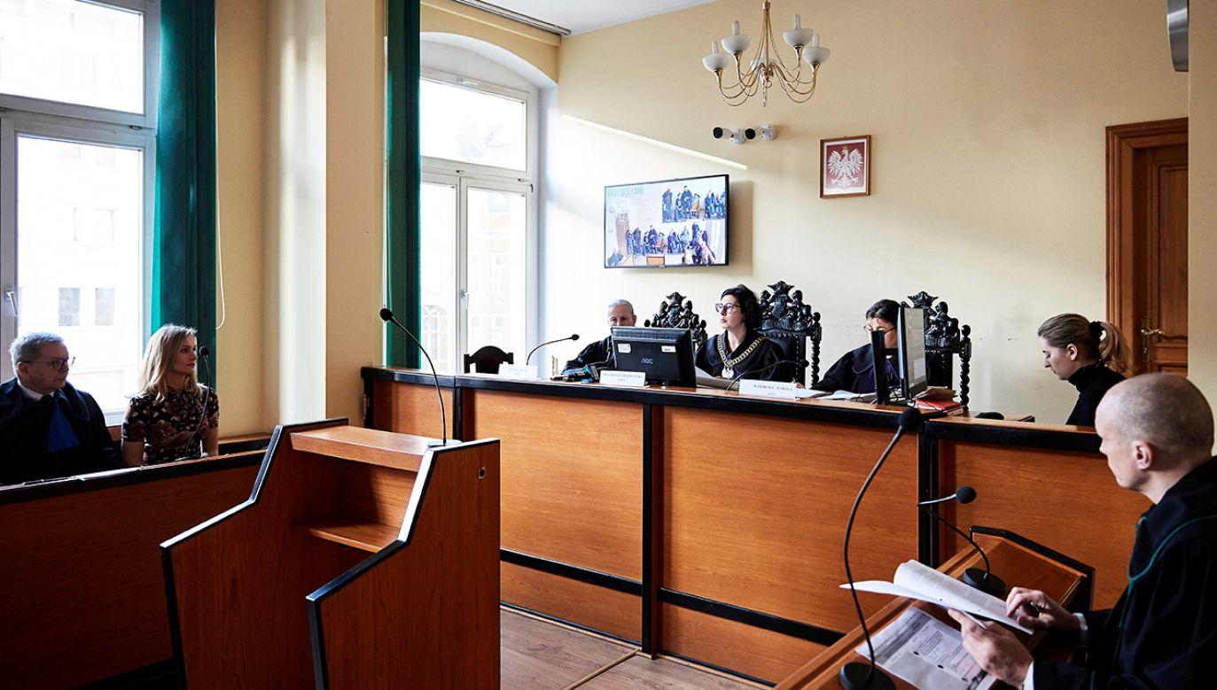 Na wyrok w procesie, który niemieckiemu przedsiębiorcy wytoczyła Polka, poczekamy do 4 marca (fot. PAP/Adam Warżawa)