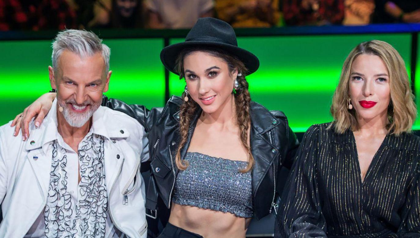 "Jury show ""Dance Dance Dance"" (fot. TVP)"
