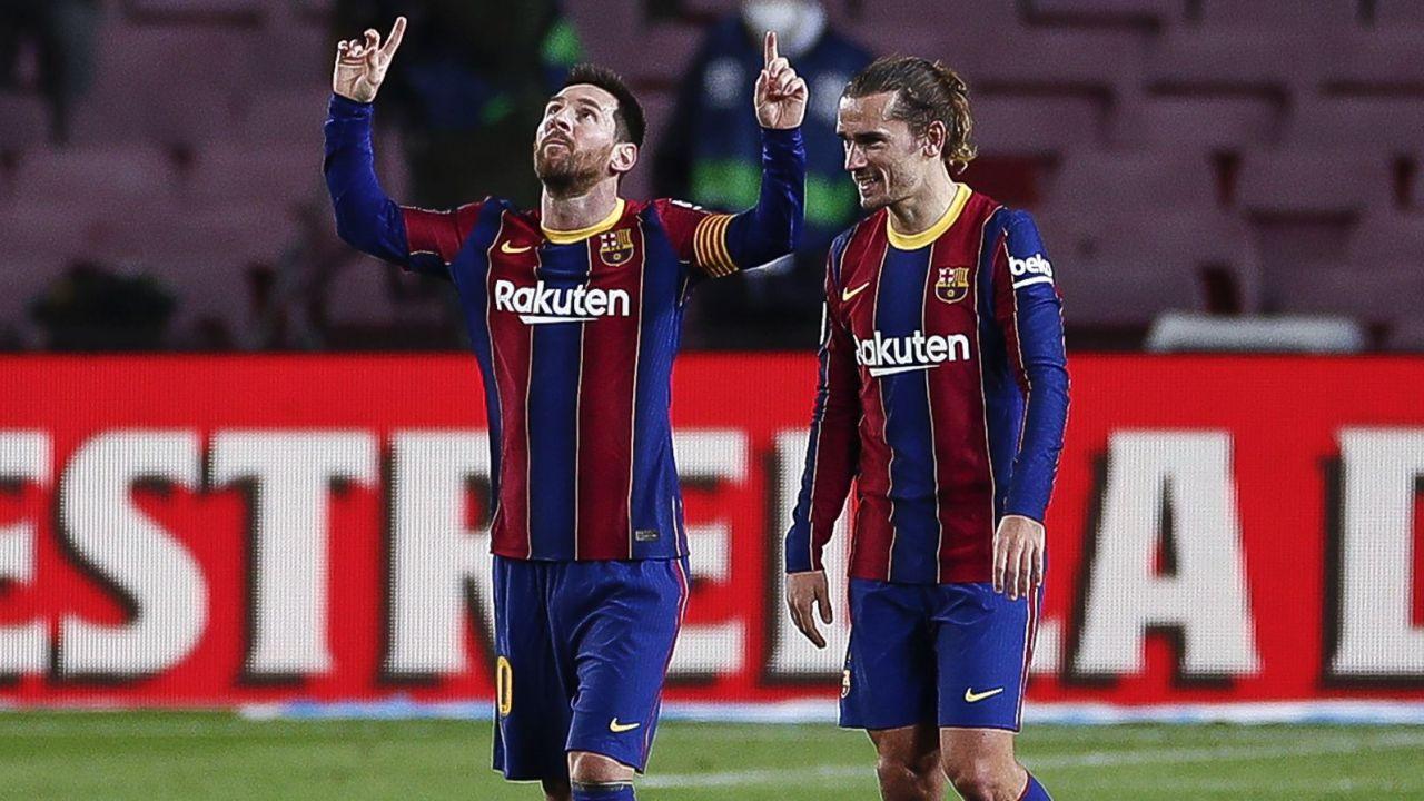 Liga Mistrzów: Leo Messi kontra Kylian Mbappe na Camp Nou (sport.tvp.pl)