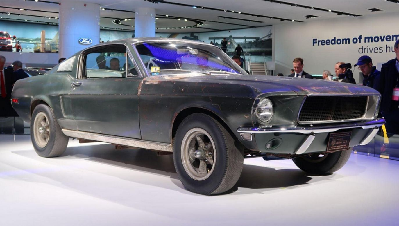 Ford mustang fastback został znaleziony na złomowisku w Meksyku (fot. TT/driving.ca)