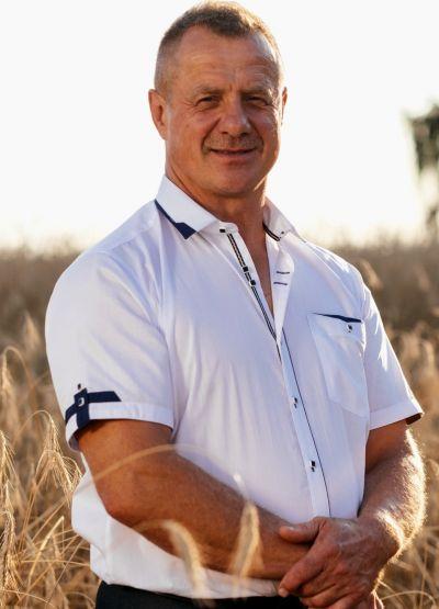 Krzysztof – 55 lat