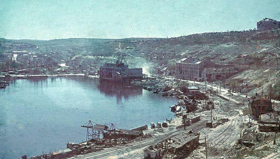 Ludmiła walczyła m.in. w krwawej bitwie o Sewastopol (fot. Wiki/Bundesarchiv)