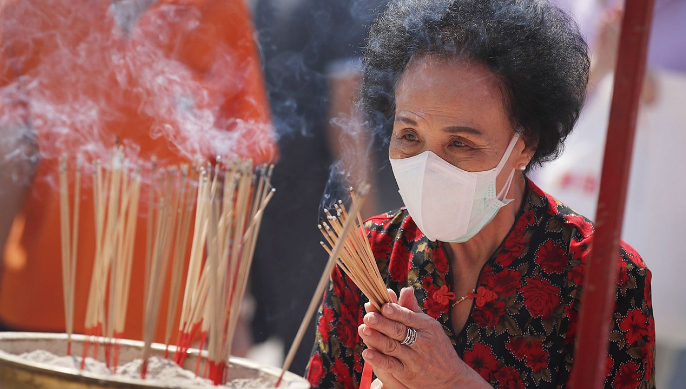 Łącznie w Japonii odnotowano dotychczas sześć przypadków zarażenia koronawirusem (fot. PAP/EPA/DIEGO AZUBEL)