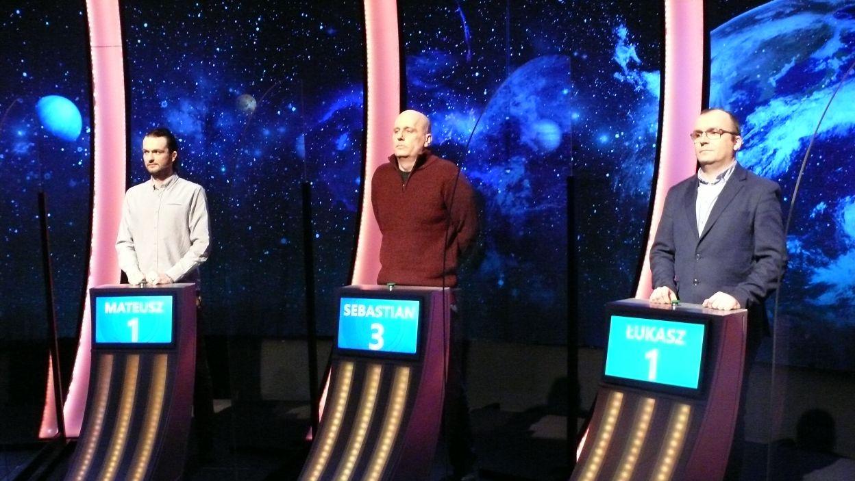 Finaliści 7 odcinka 124 edycji