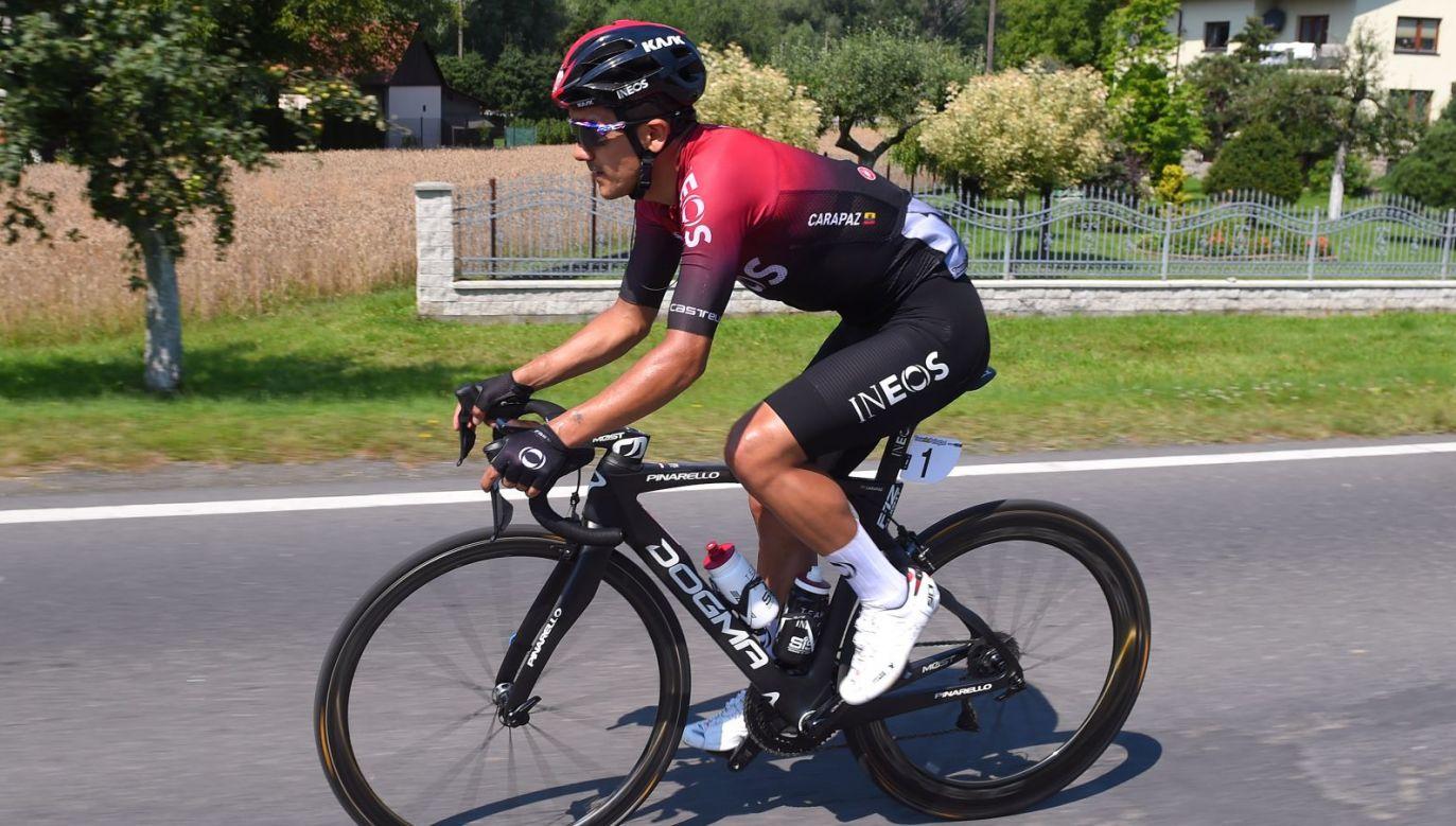 3. etap Tour de Pologne obfitował w emocje (fot. Getty)