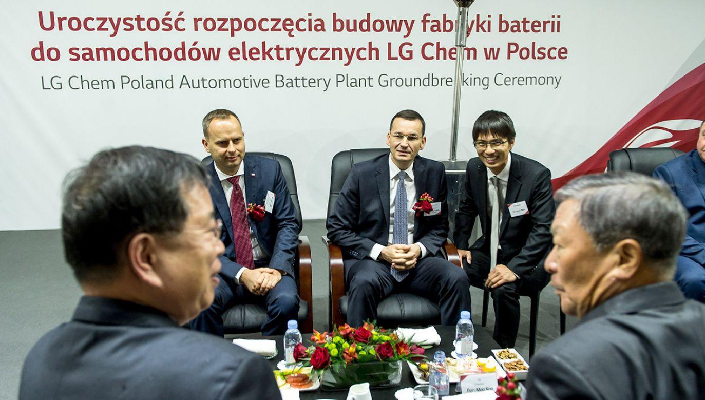 (fot. arch.PAP/Maciej Kulczyński)