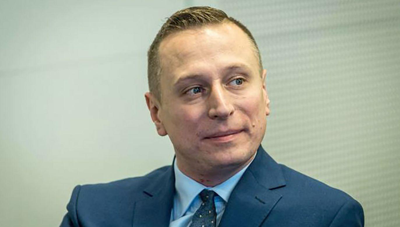 Krzysztof Brejza (fot. arch.PAP/Tytus Żmijewski)