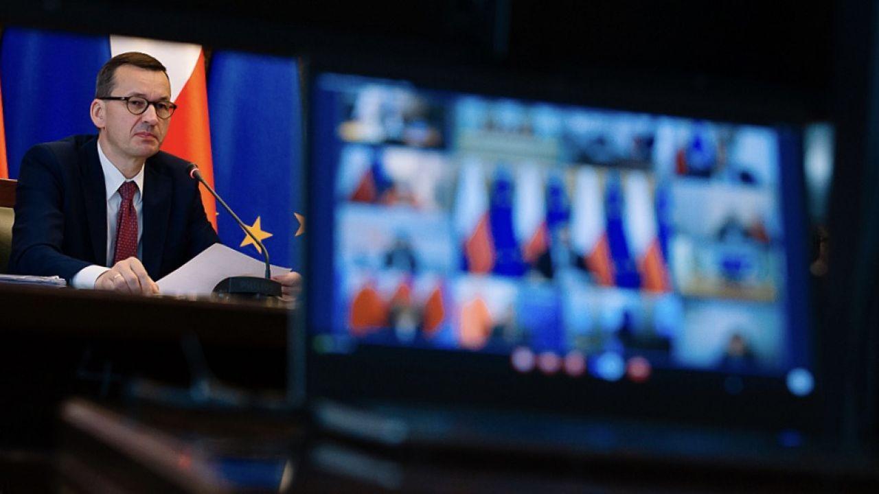 Dziś zbierze się Rada Zjednoczonej Prawicy (fot. Krystian Maj/KPRM)