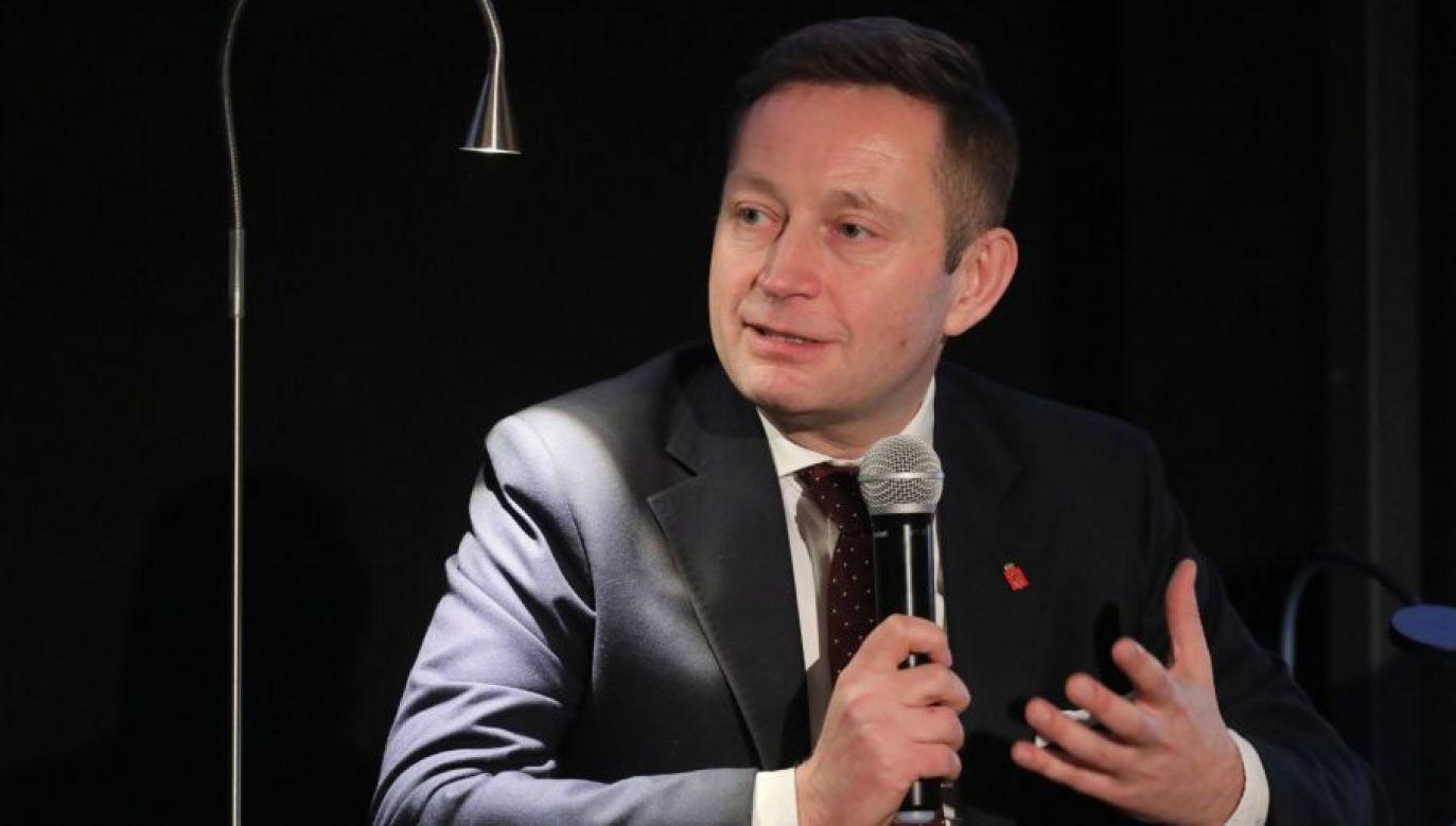 Paweł Rabiej (fot. PAP/Paweł Supernak)