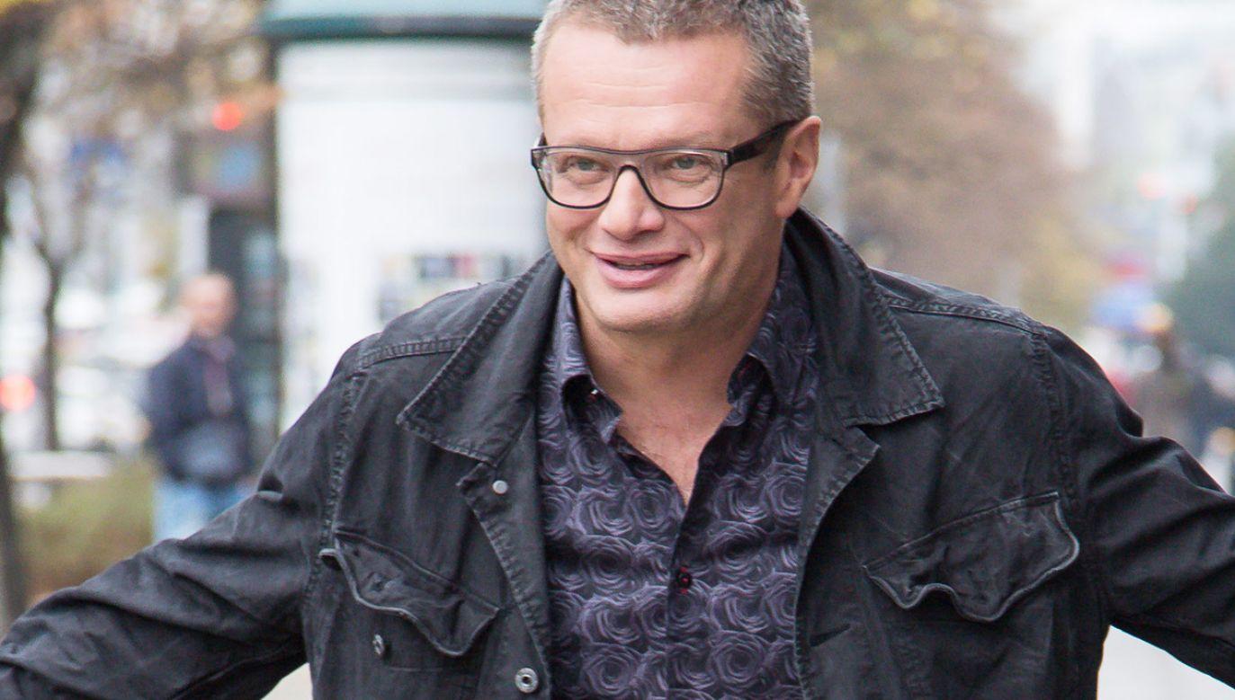 Marcin Meller odszedł z Wirtualnej Polski (fot. Krzysztof Jarosz/Forum)