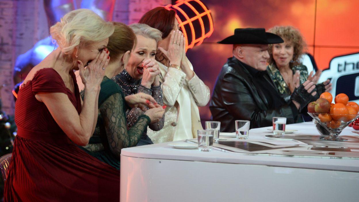 W nagrodę otrzymały 50 tys. zł, wycieczkę marzeń oraz zaproszenie do występu podczas Sylwestra Marzeń z Dwójką (fot. TVP/Jan Bogacz)