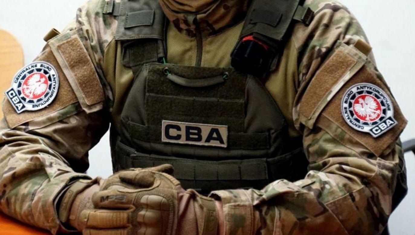 Śledztwo dotyczy niegospodarności w zarządzaniu (fot. CBA)