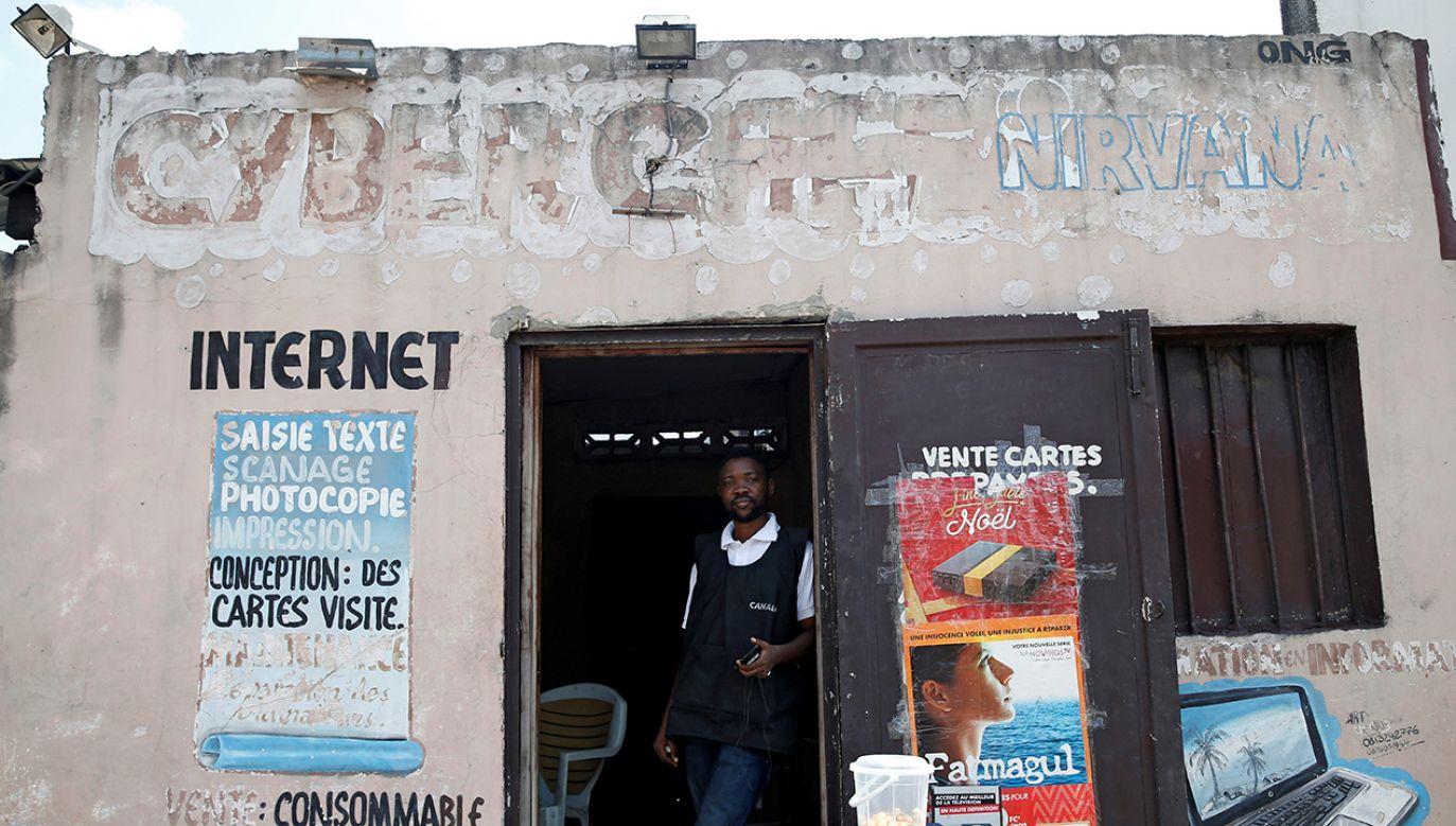 Monopole są podstawową przyczyną wysokich kosztów internetu (fot. REUTERS/Baz Ratner)
