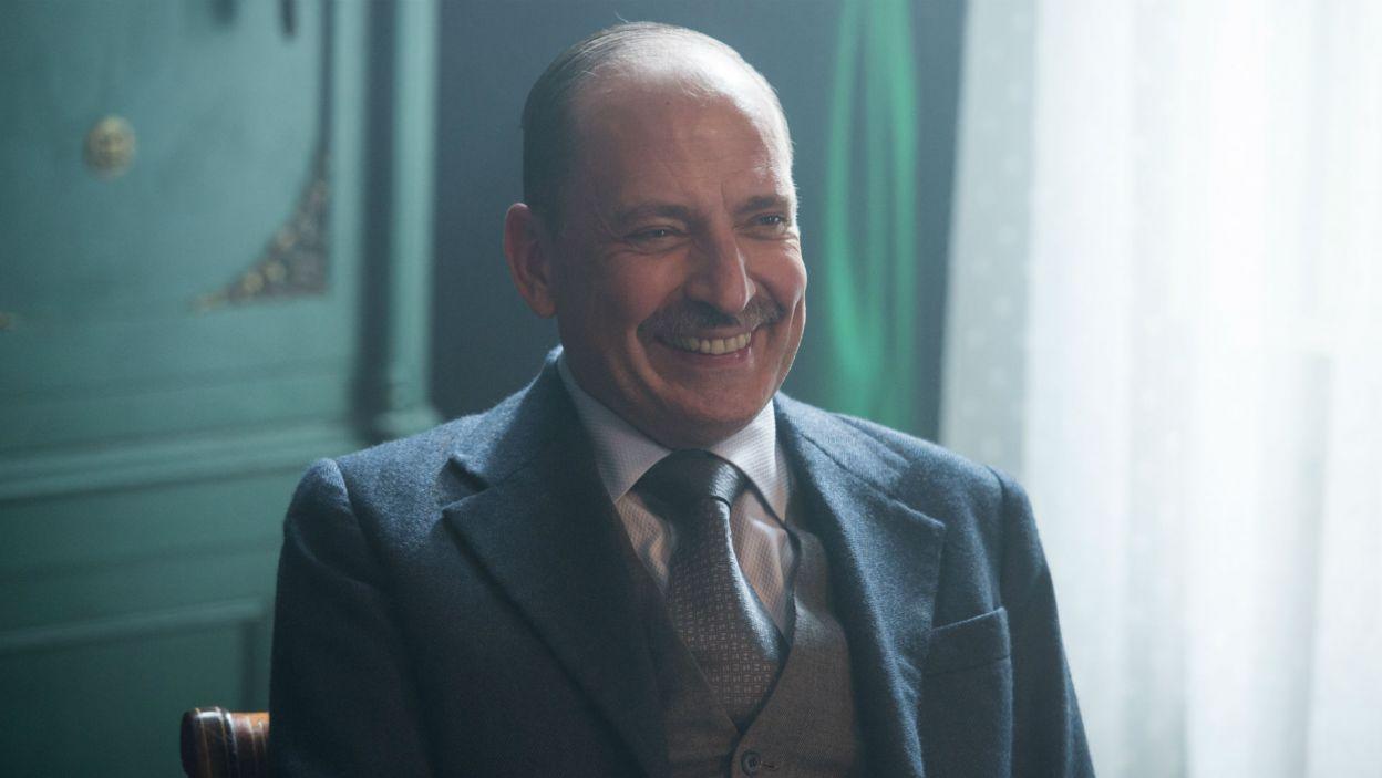 Sławomir Grzymkowski wykreował postać Piotra Góreckiego (fot. Jan Bogacz/TVP)