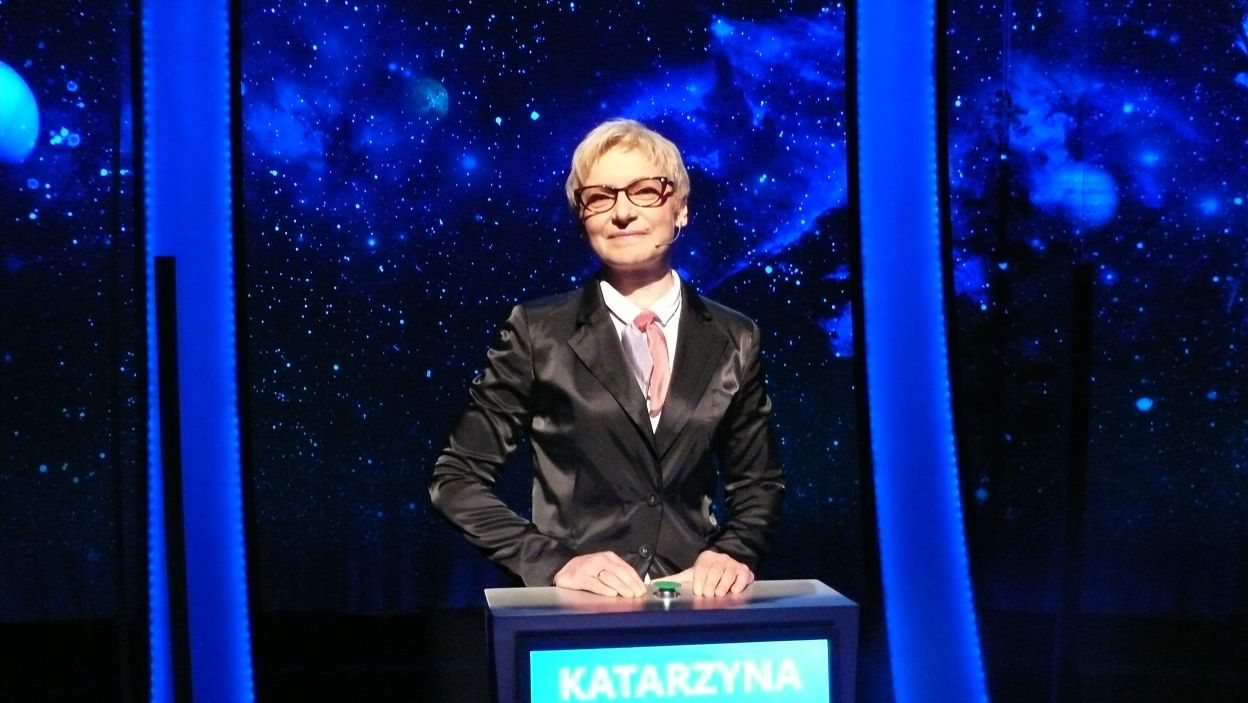 Tytuł zwycięzcy 15 odcinka 123 edycji zdobyła Pani Katarzyna Bielicka