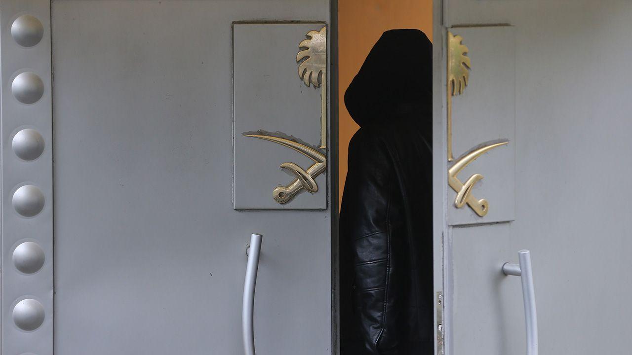 Rijad zaprzecza, by książę Muhammad miał jakikolwiek udział w zabójstwie (fot. Isa Terli/Anadolu Agency/Getty Images)