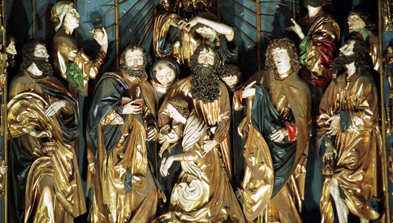 Proboszcz bazyliki mówi o wielkim zaskoczeniu (fot. arch. PAP Jacek Bednarczyk)