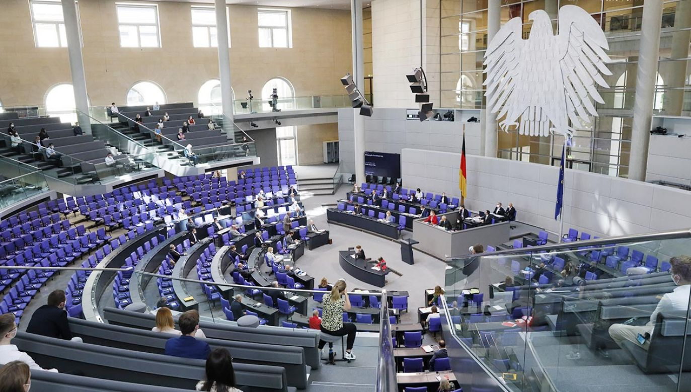 Wyniki wyborów do Bundestagu (fot. Shutterstock)